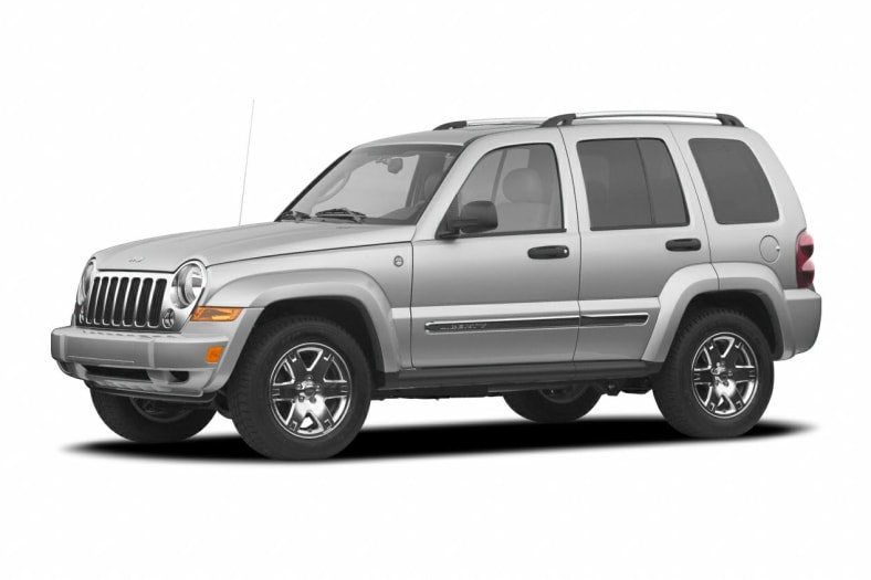 2005 Jeep Liberty Information