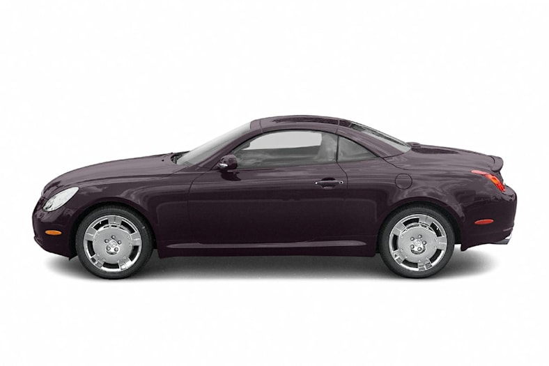 2005 Lexus SC 430 Exterior Photo