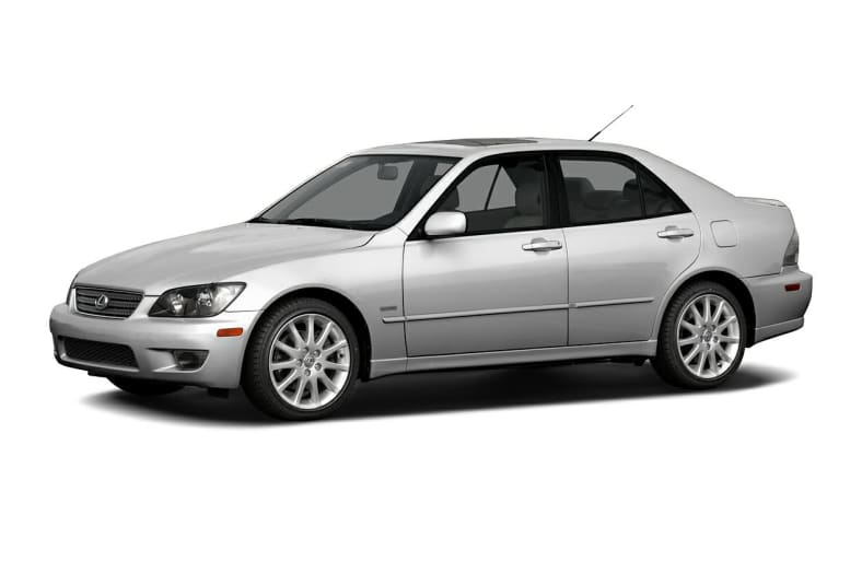 2005 IS 300