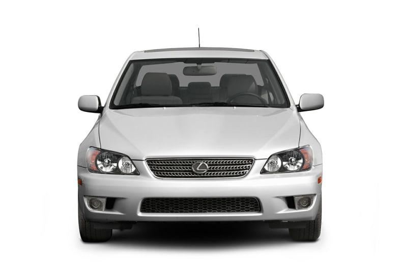 2005 Lexus IS 300 Exterior Photo