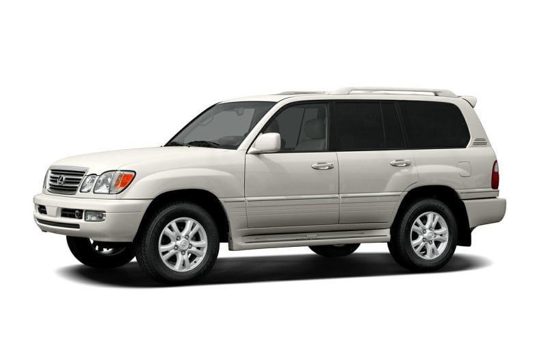 2005 LX 470