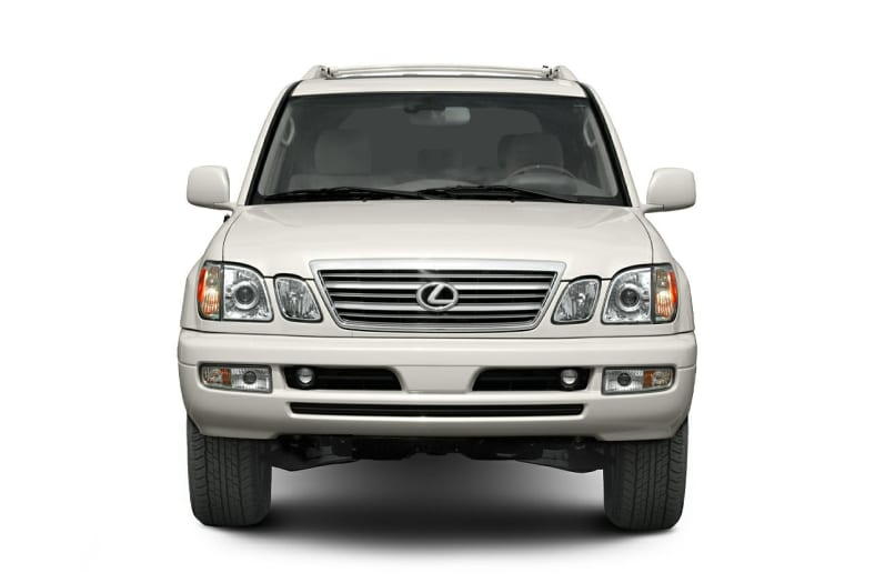 2005 Lexus LX 470 Exterior Photo