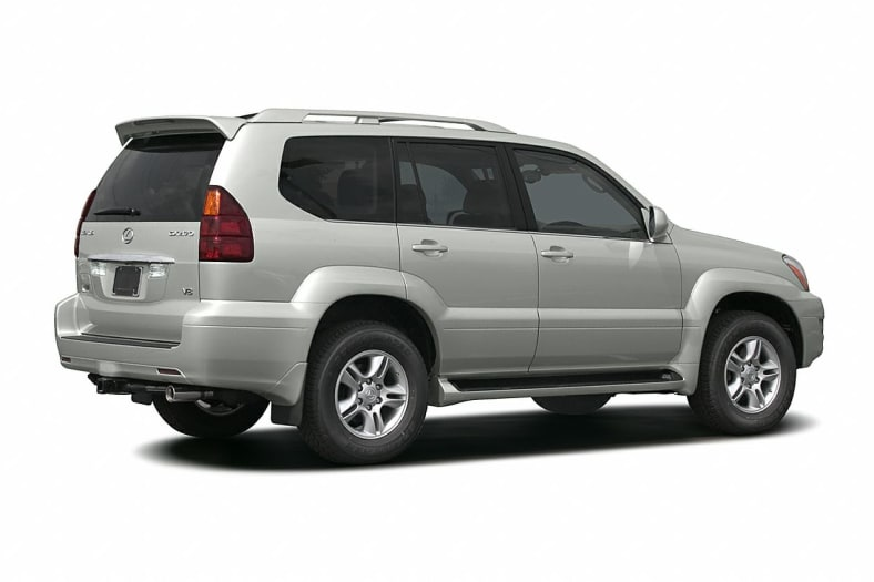 2005 Lexus GX 470 Exterior Photo