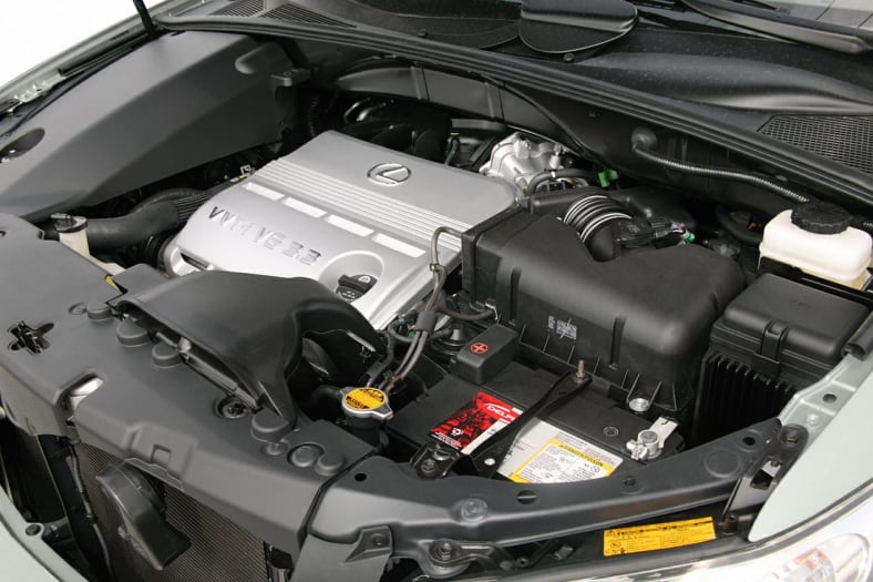 2005 Lexus RX 330 Exterior Photo