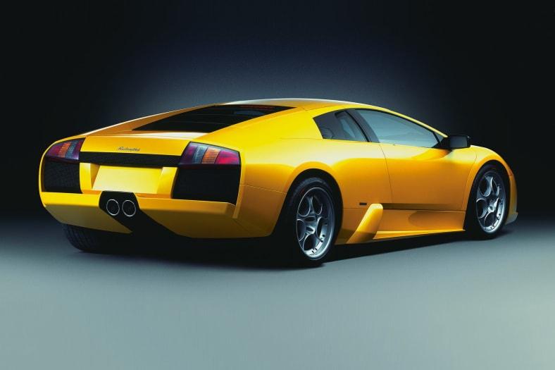 2005 Lamborghini Murcielago Exterior Photo