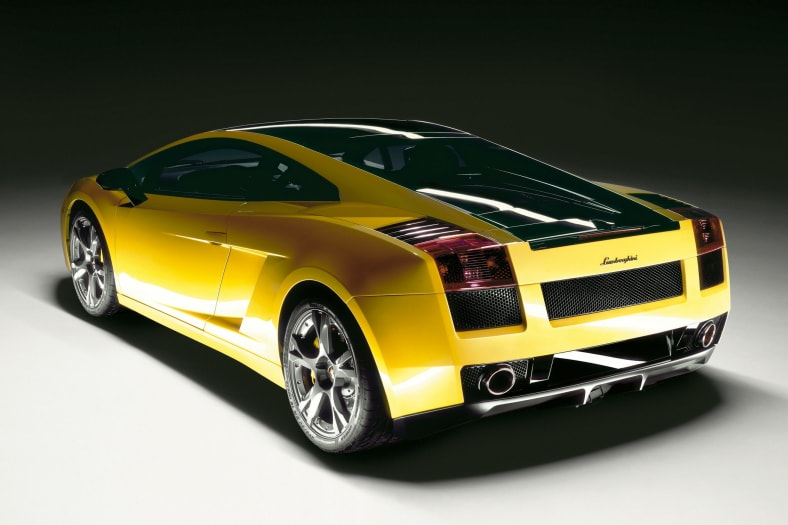 2005 Lamborghini Gallardo Exterior Photo