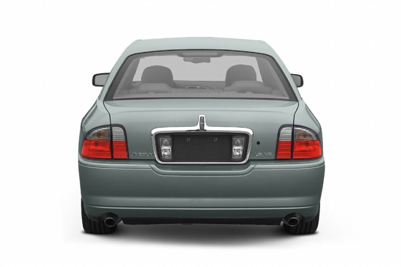 2005 Lincoln LS Exterior Photo