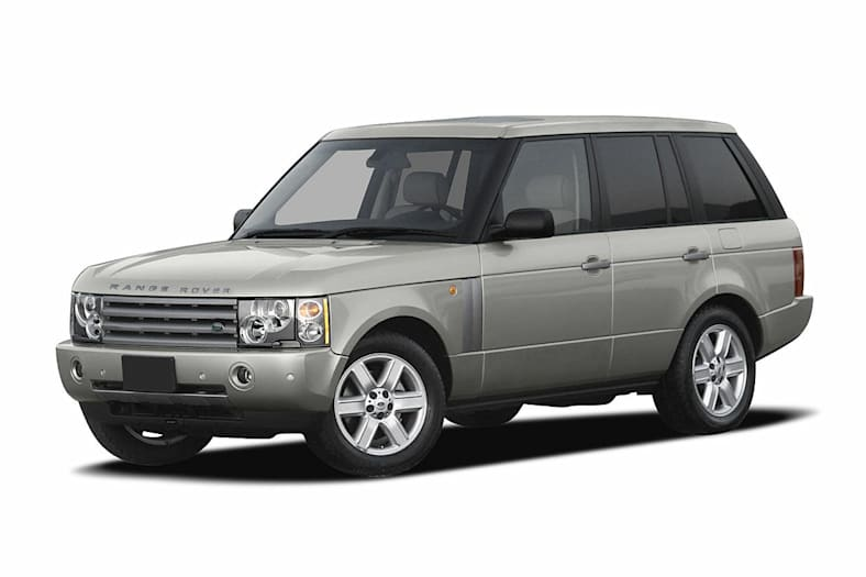 2005 Land Rover Range Rover Exterior Photo