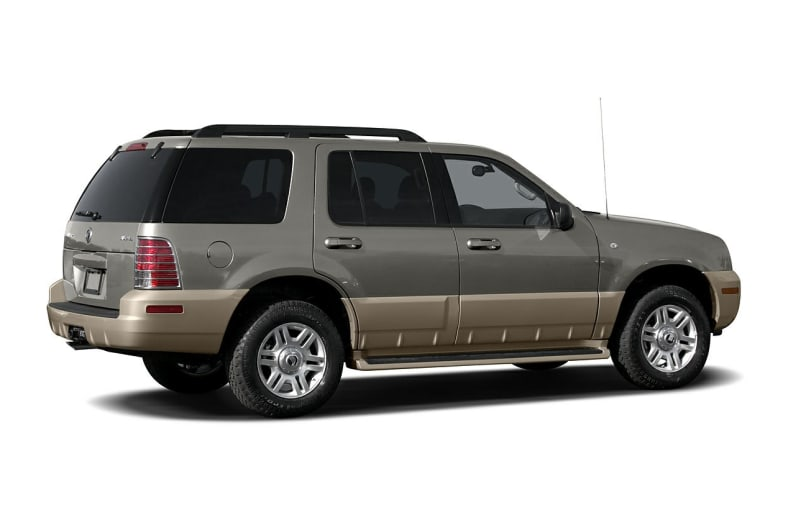 2005 Mercury Mountaineer Exterior Photo