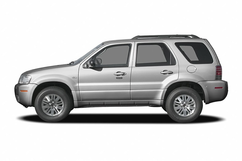 2005 Mercury Mariner Exterior Photo