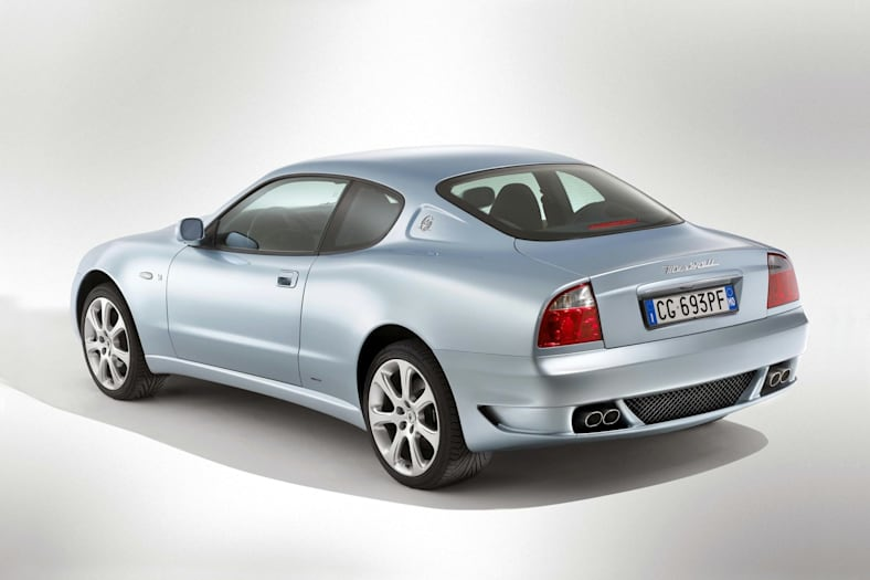 2005 Maserati Coupe Exterior Photo