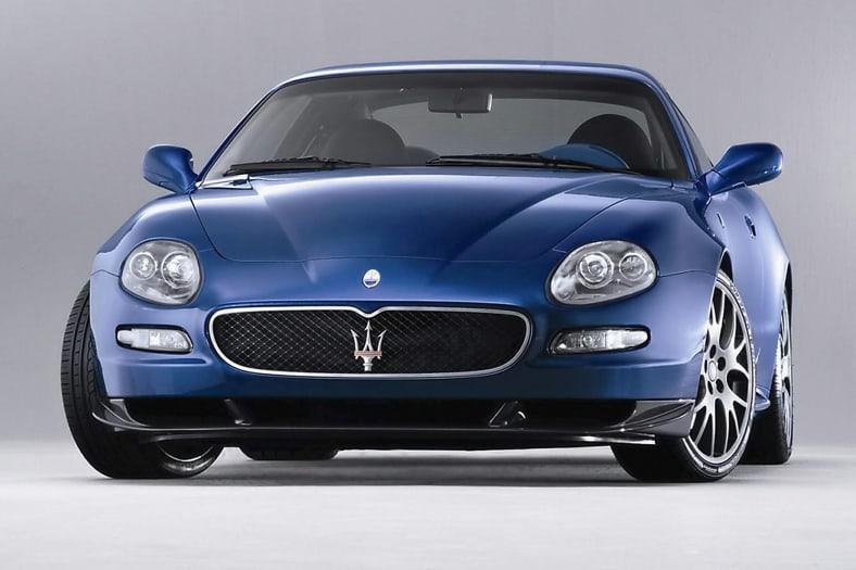 2005 Maserati GranSport Exterior Photo