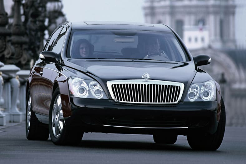 2005 Maybach 57 Exterior Photo
