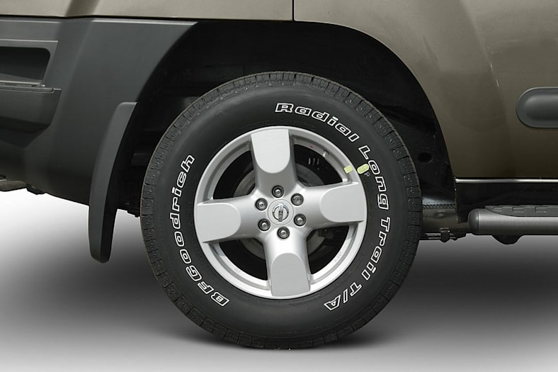 2005 Nissan Xterra Exterior Photo