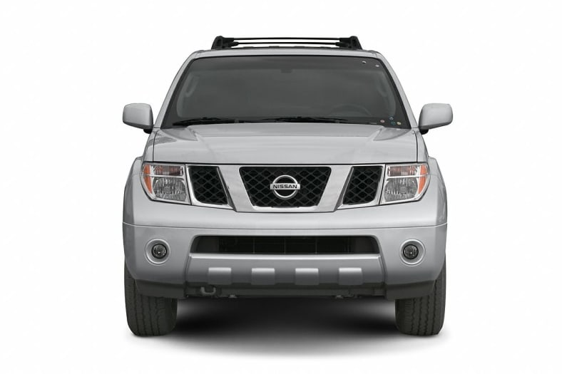 2005 Nissan Pathfinder Exterior Photo
