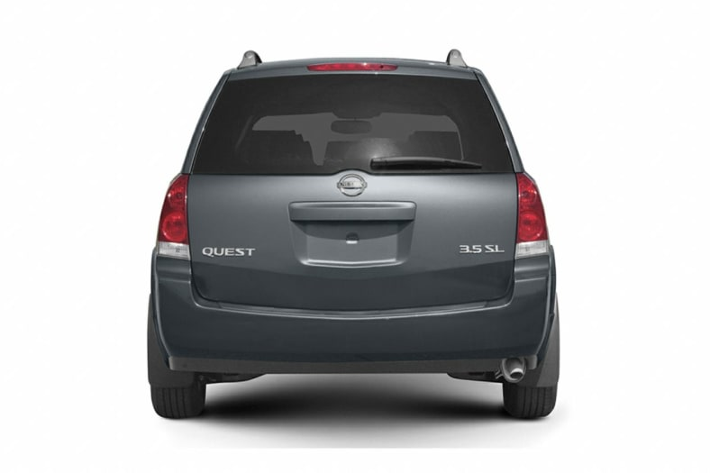 2005 Nissan Quest Exterior Photo