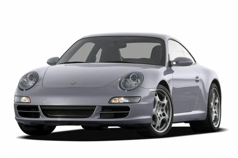 2005 Porsche 911 Exterior Photo