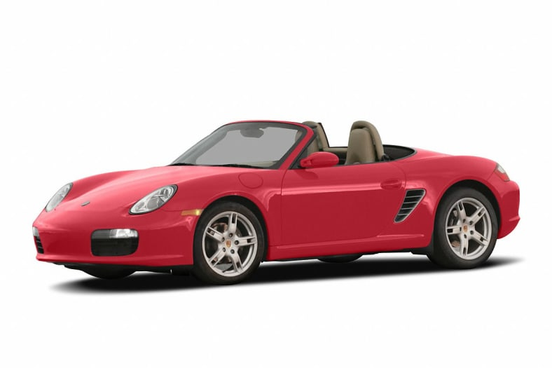 2005 Boxster