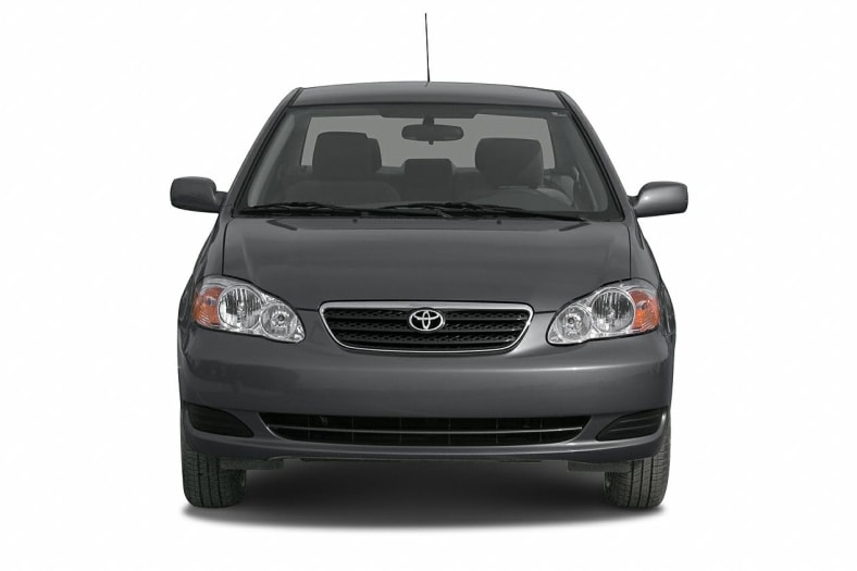 2005 Toyota Corolla Exterior Photo