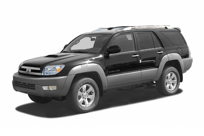 2005 Toyota 4Runner Exterior Photo