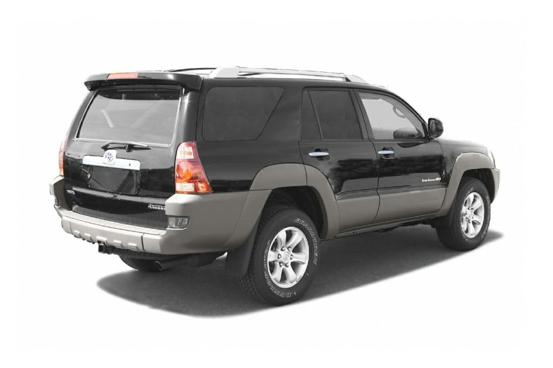 2005 Toyota 4Runner Exterior Photo
