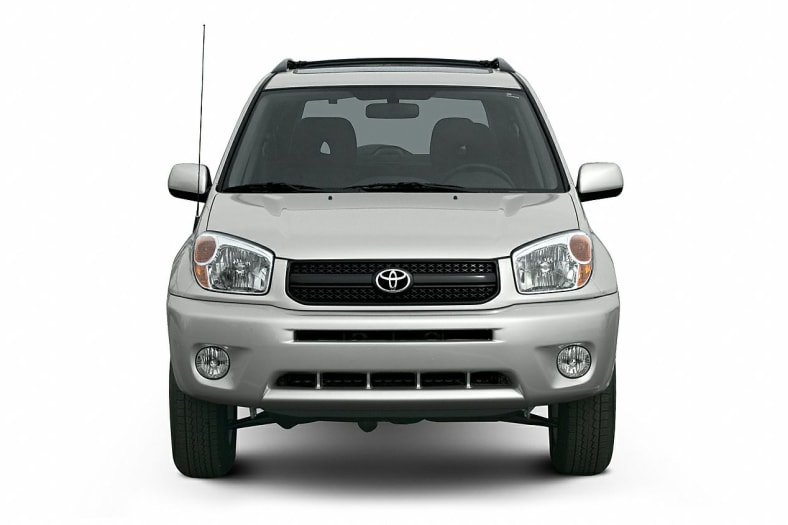 2005 Toyota RAV4 Exterior Photo