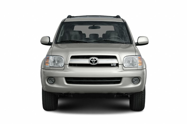 2005 Toyota Sequoia Exterior Photo