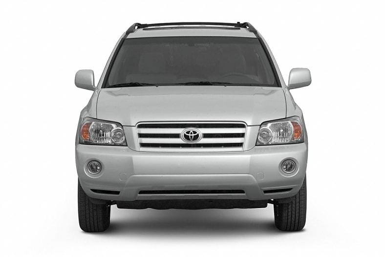 2005 Toyota Highlander Exterior Photo