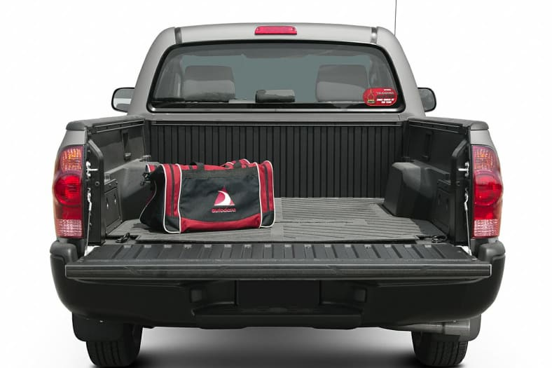 2005 Toyota Tacoma Exterior Photo