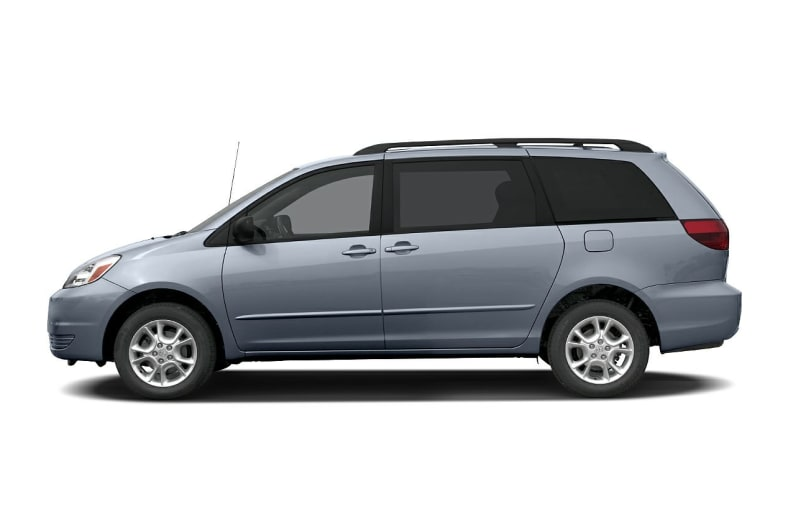 2005 Toyota Sienna Exterior Photo