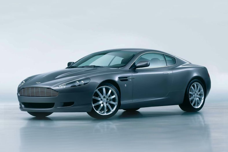 2006 Aston Martin DB9 Exterior Photo