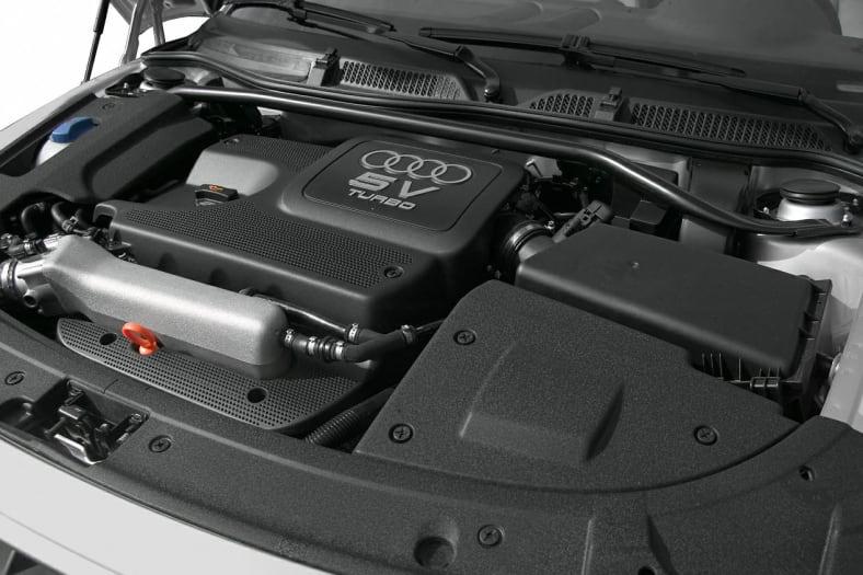 2006 Audi TT Exterior Photo