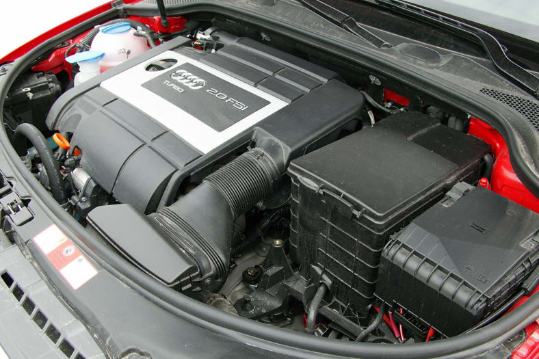 2006 Audi A3 Exterior Photo