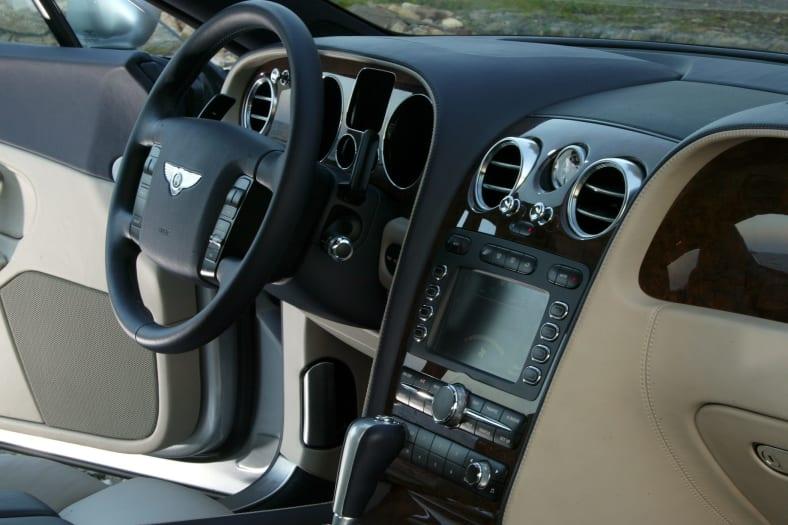 2006 Bentley Continental GT Exterior Photo