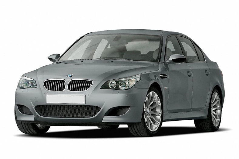2006 BMW M5 Exterior Photo