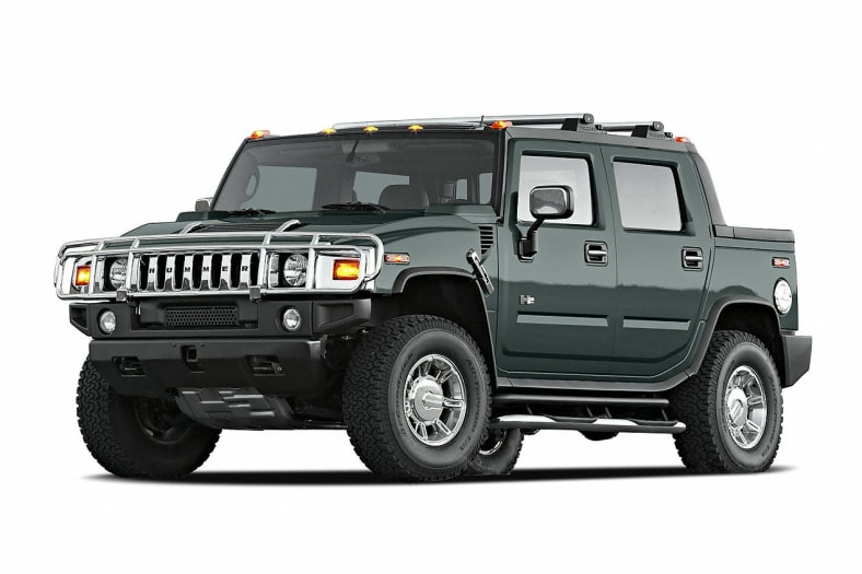 2006 HUMMER H2 SUT Exterior Photo