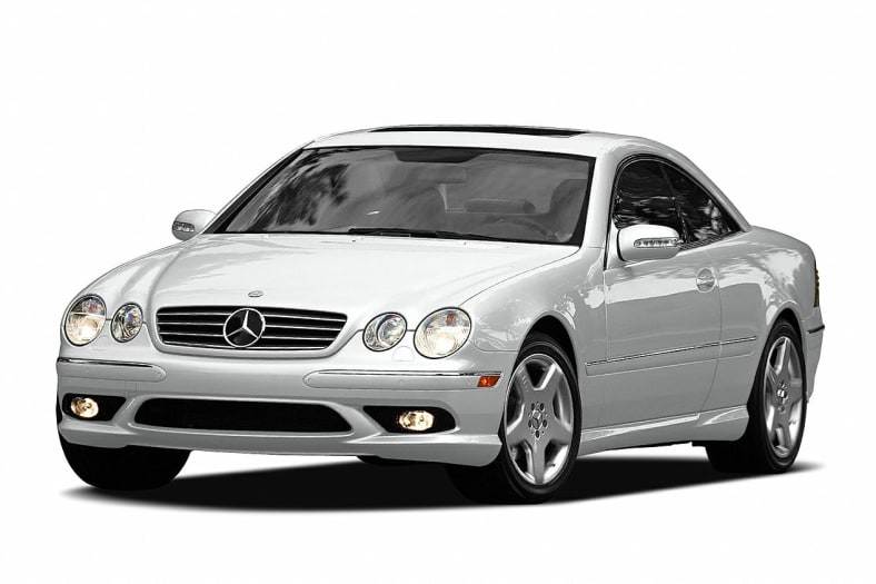 2006 CL-Class
