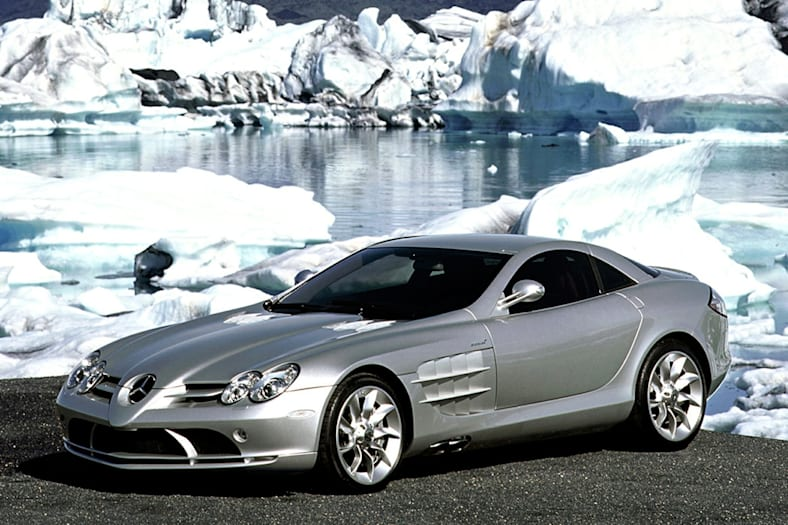 2006 Mercedes-Benz SLR McLaren Exterior Photo