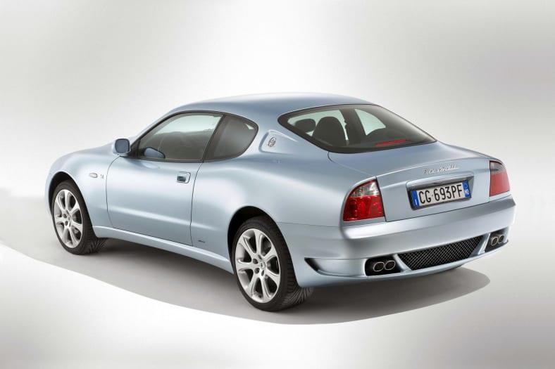 2006 Maserati Coupe Exterior Photo