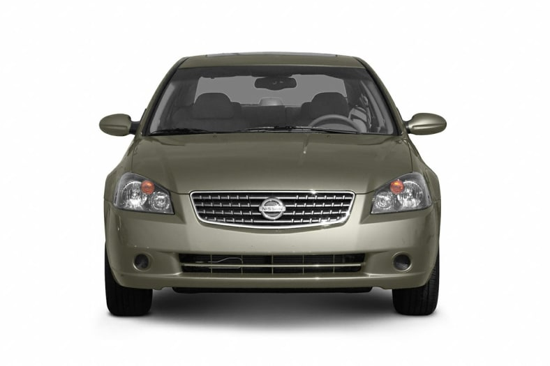 2006 Nissan Altima Exterior Photo