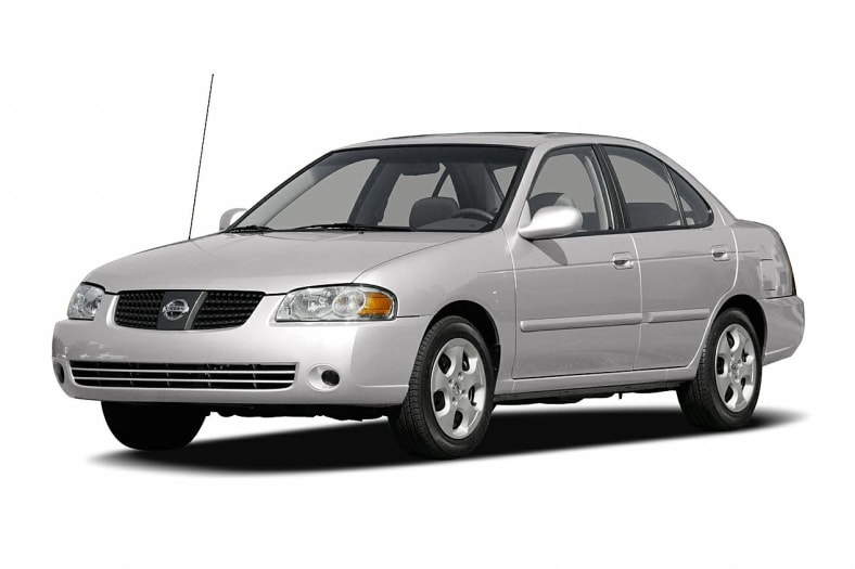 2006 Nissan Sentra Exterior Photo