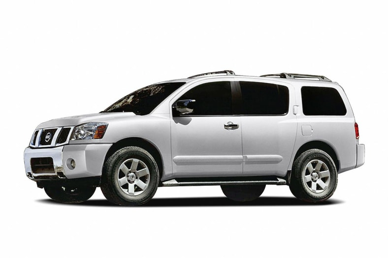 2006 Nissan Armada Exterior Photo