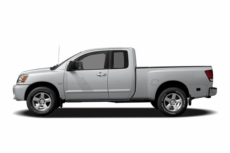 2006 Nissan Titan Exterior Photo