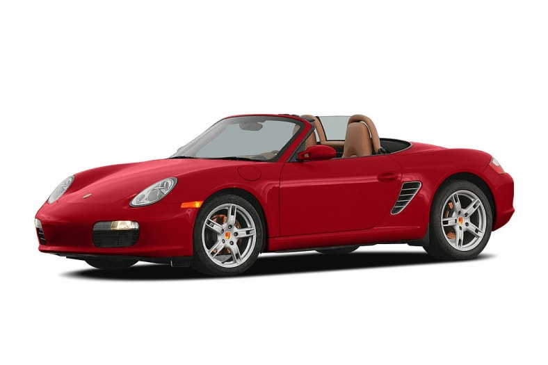 2006 Porsche Boxster Exterior Photo