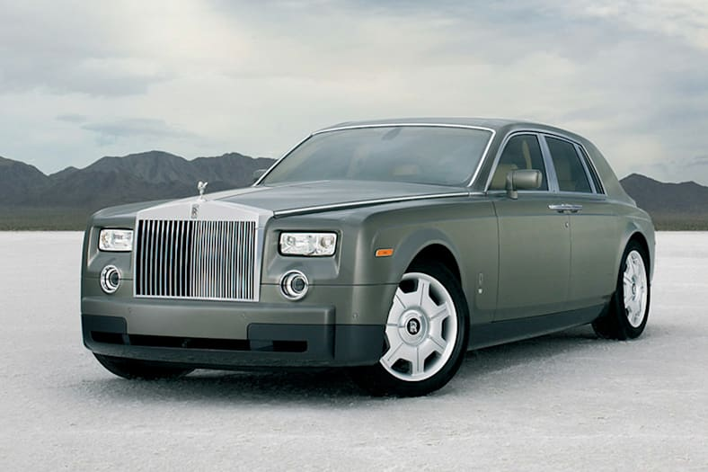 2006 Rolls-Royce Phantom Exterior Photo