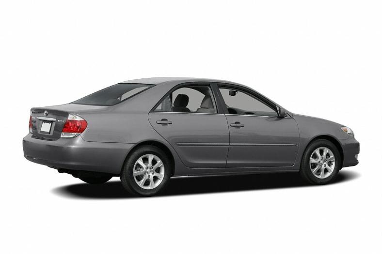 2006 Toyota Camry Exterior Photo