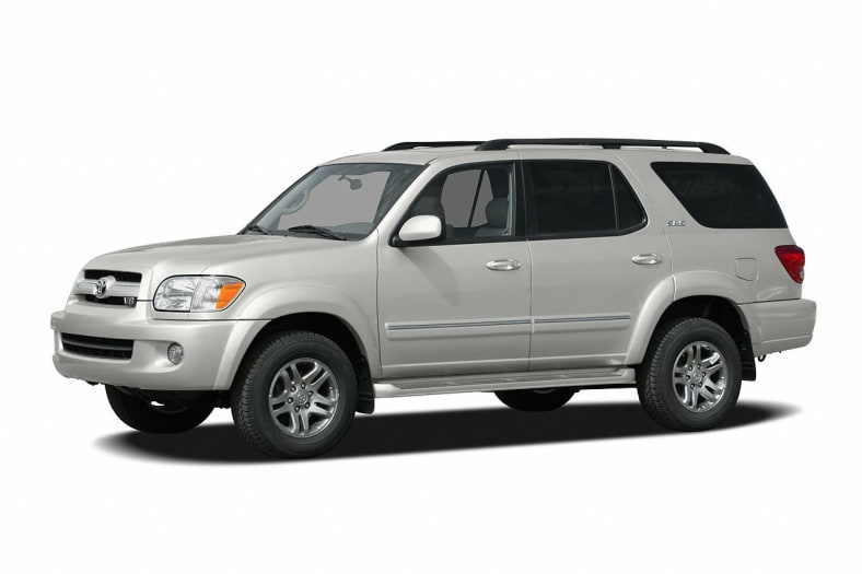 2006 Toyota Sequoia Exterior Photo