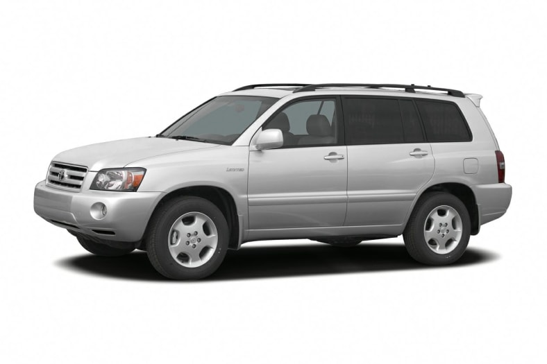 2006 Toyota Highlander Exterior Photo