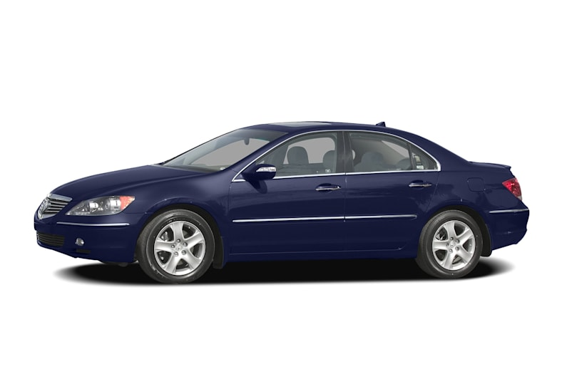 2007 Acura RL Exterior Photo