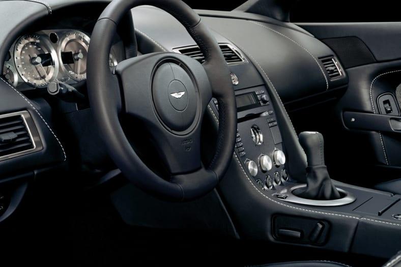 2007 Aston Martin V8 Vantage Exterior Photo